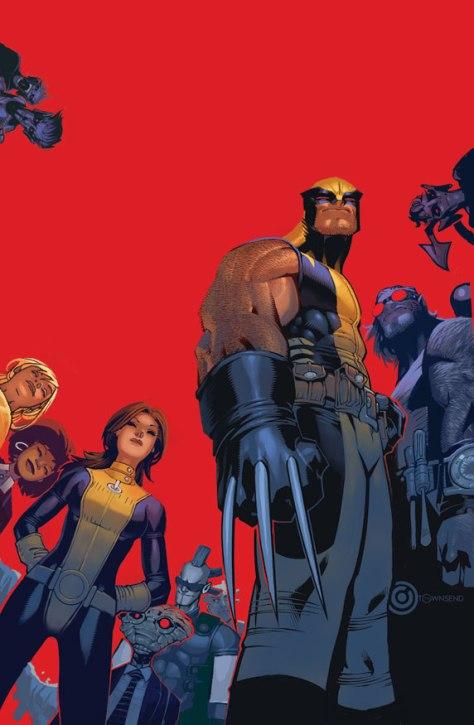 Wolverine and the X-Men, Wolverine, X-Men, Jason Aaron, Chris Bachalo, Marvel