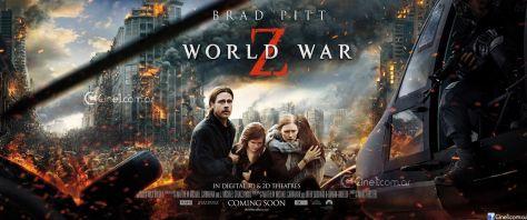 World War Z, Marc Forster, Brad Pitt
