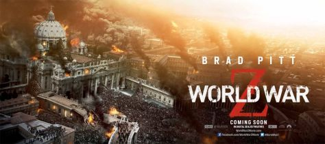World War Z, Brad Pitt, Marc Forster