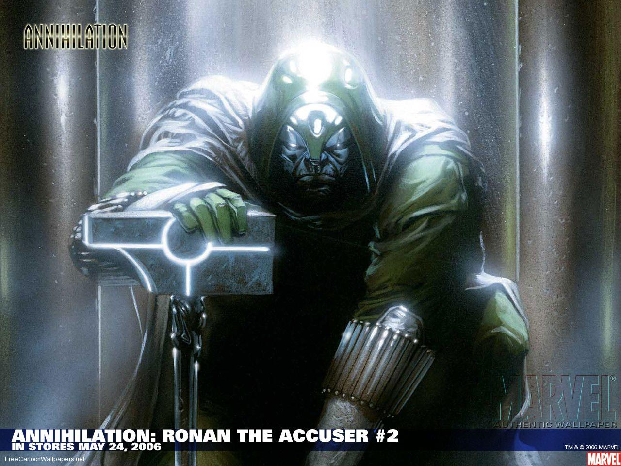 Wallpaper 8 Ronan The Accuser Guardians Of Galaxy