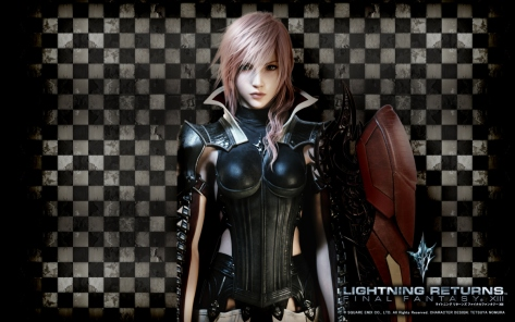 Final Fantasy, Final Fantasy XIII Lightning Returns, Square Enix, E3, E3 2013, RPG, Lightning