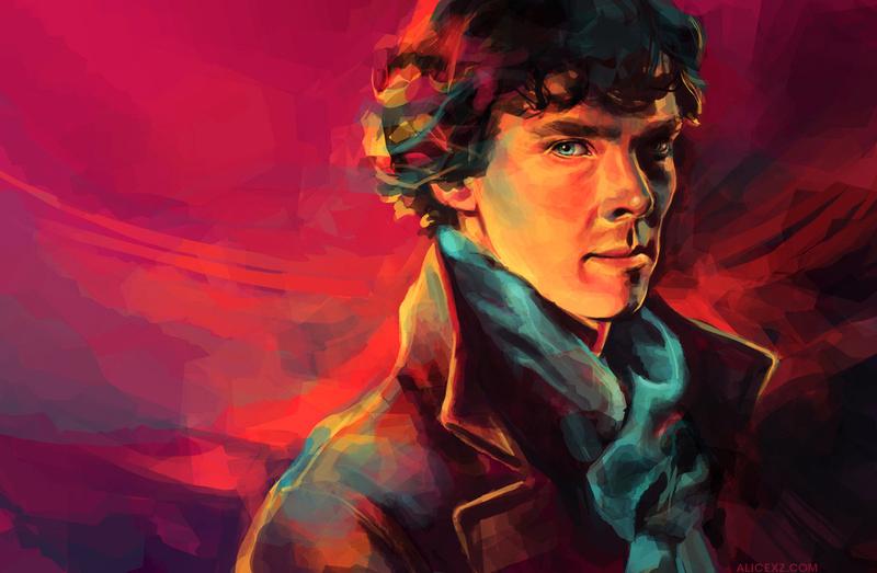 Sherlock, Benedict Cumberbatch, Alice X