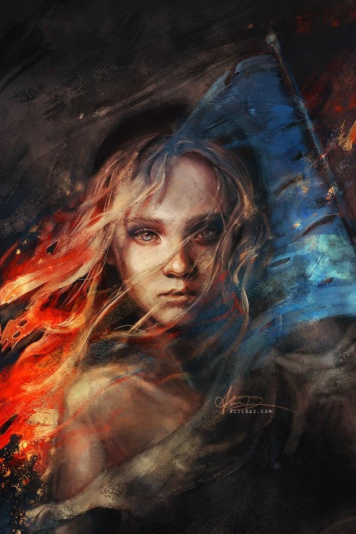 Les Miserables, Alice X