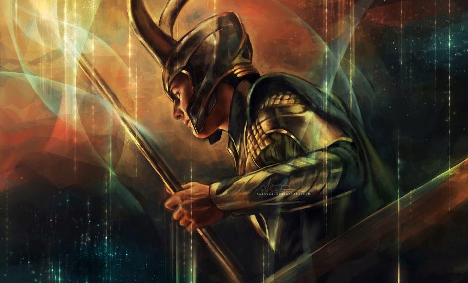 Loki, Tom Hiddleston, Thor, Alice X