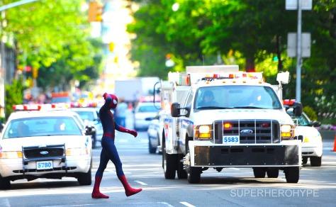 Amazing Spider-Man 2, Paul Giamatti, Marc Webb, Andrew Garfield, Peter Parker, Spider-Man, Rhino