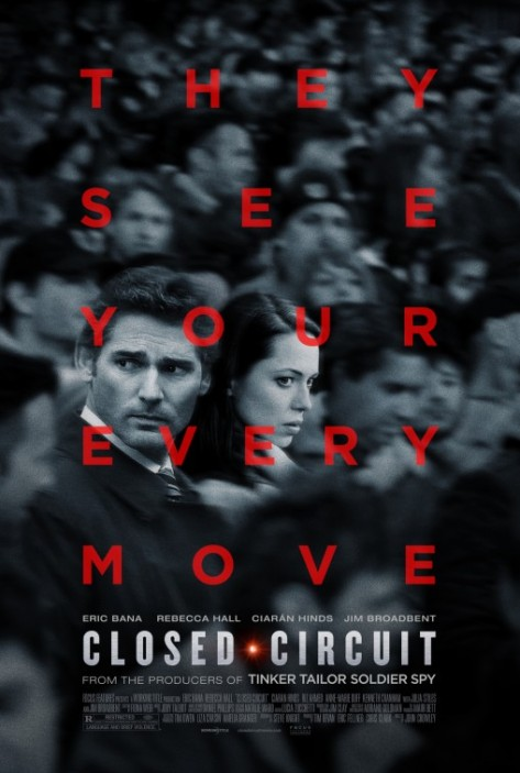 Closed Circuit, Eric Bana, Rebecca Hall