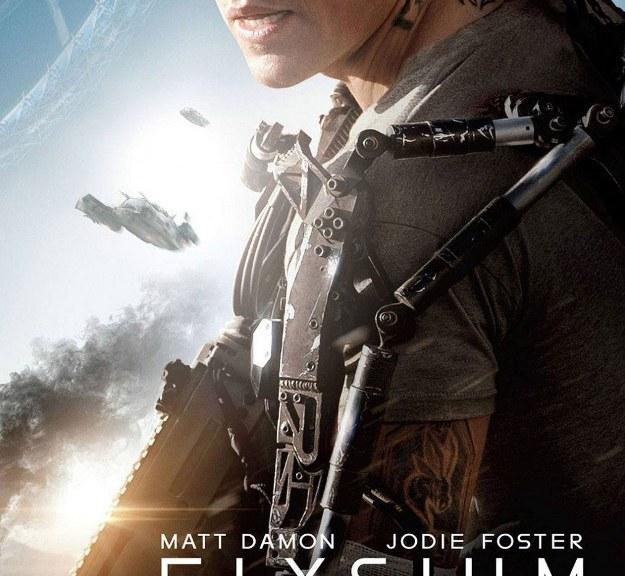 Elysium, Jodie Foster, Matt Damon, Shalto Copley, Neil Blomkamp