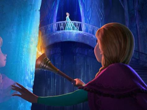 Frozen, Disney