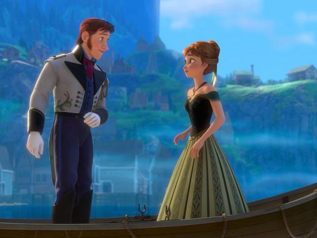 Frozen, Disney