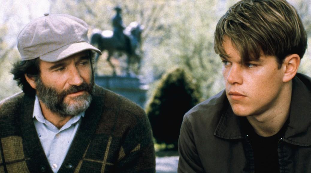Good Will Hunting, Gus Van Sant, Matt Damon, Robin Williams