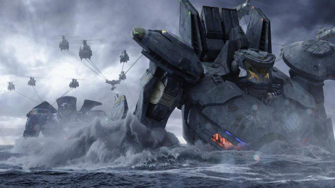 Pacific Rim 2 Announced; Will Release in 2017