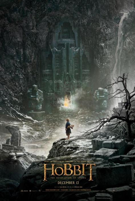 The Hobbit, The Hobbit: Desolation of Smaug, Peter Jackson, Martin Freeman, Benedict Cumberbatch, Ian McKellan Tolkien