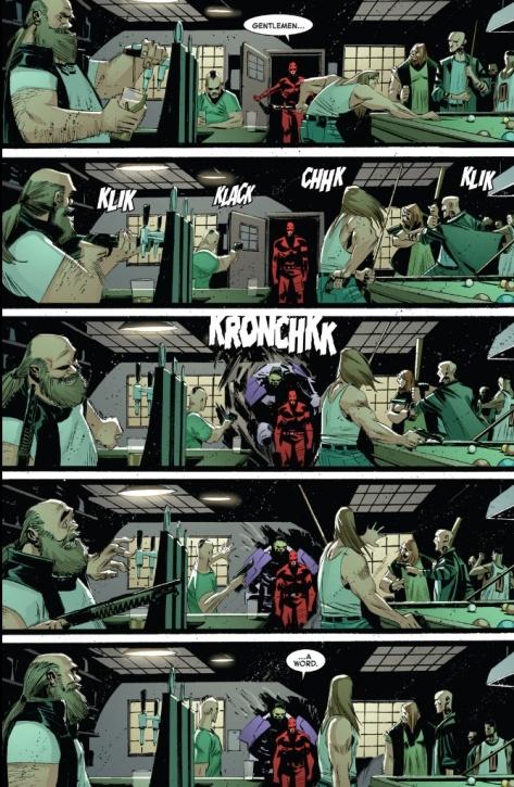 Daredevil, Hulk, Mark Waid, Chris Samnee