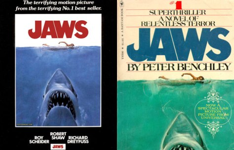 Jaws, Peter Benchley