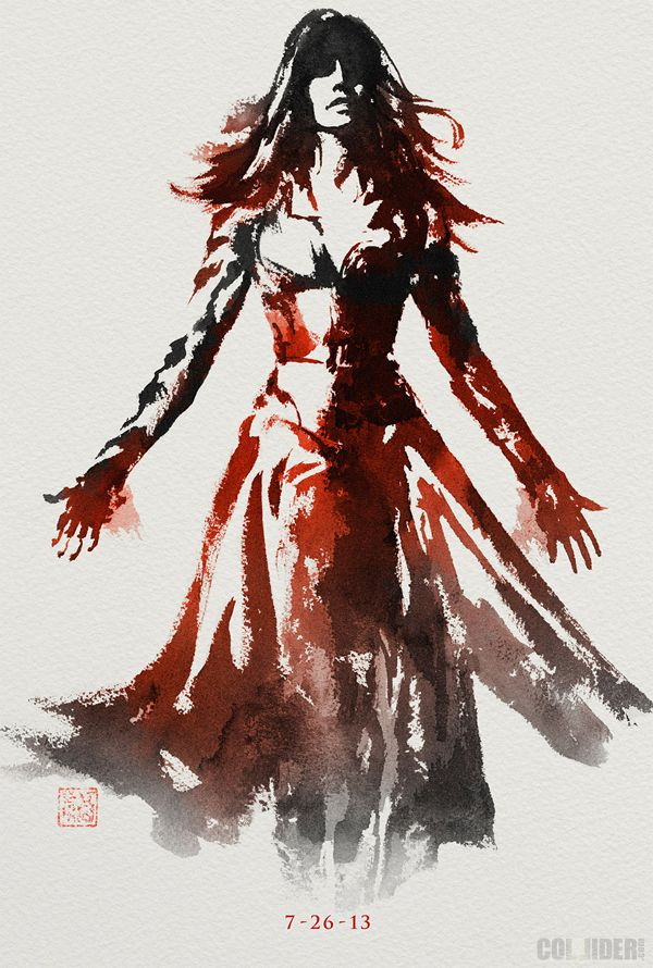 The Wolverine: Jean Grey/Phoenix Poster