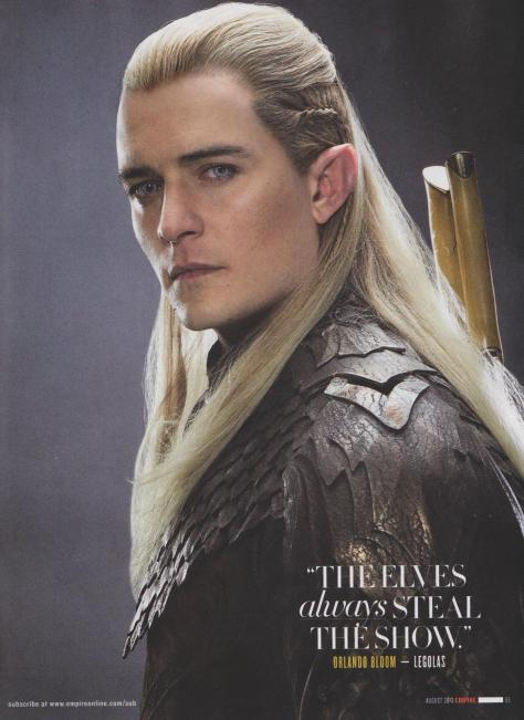 Legolas, The Hobbit, The Hobbit The Desolation of Smaug, Orlando Bloom, Elf