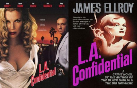 LA Confidential, James Ellroy, Kim Basinger, Kevin Spacey
