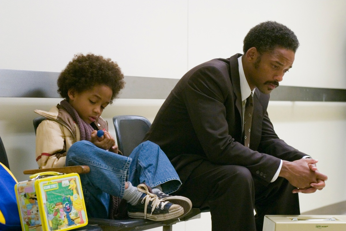My Favorite Scene: The Pursuit of Happyness (2006)