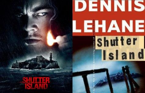 Leonardo DiCaprio, Martin Scorcese, Shutter Island, Dennis LeHane