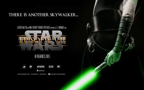 Star Wars, Star Wars Episode VII, Fan Made Poster,