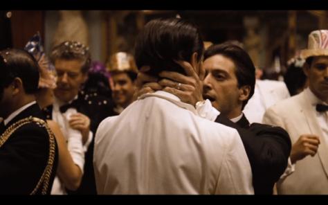 Godfather, Godfather Part II, Al Pacino, Michael Corleone, Fredo Corleone