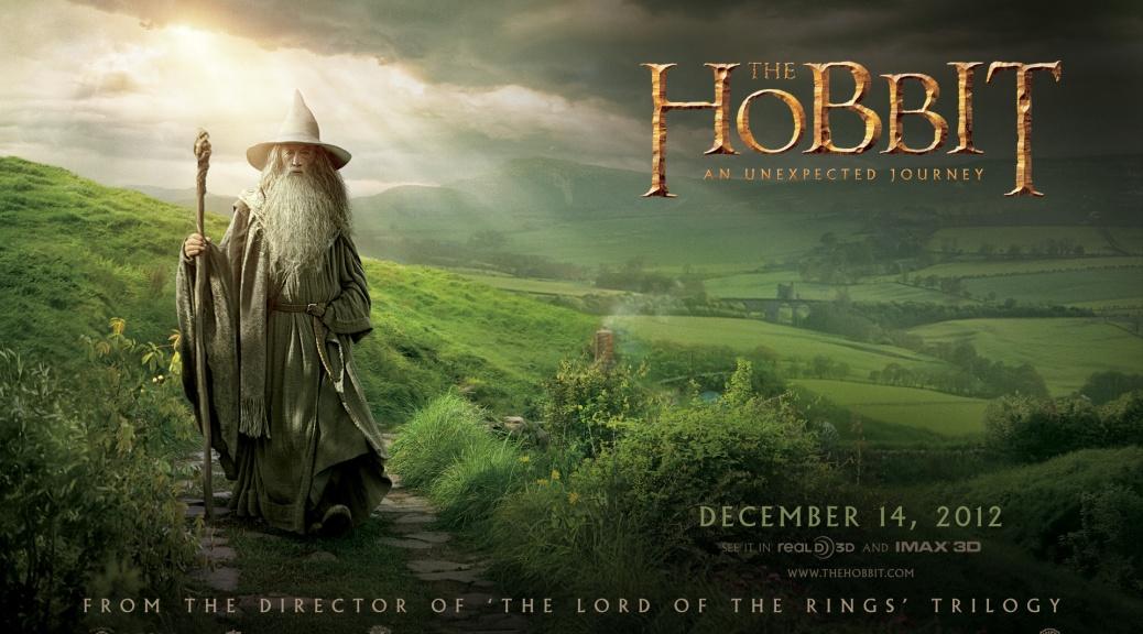 The Hobbit, The Hobbit An Unexpected Journey, Gandalf, Ian McKellan, Peter Jackson