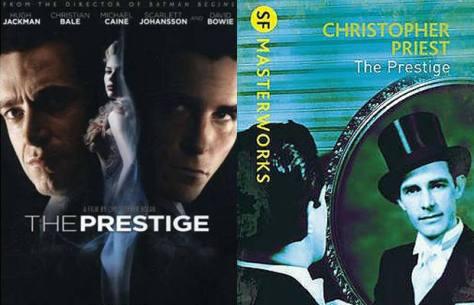 The Prestige, Christopher Priest, Christopher Nolan, Christian Bale, Hugh Jackman, Scarlet Johanssen