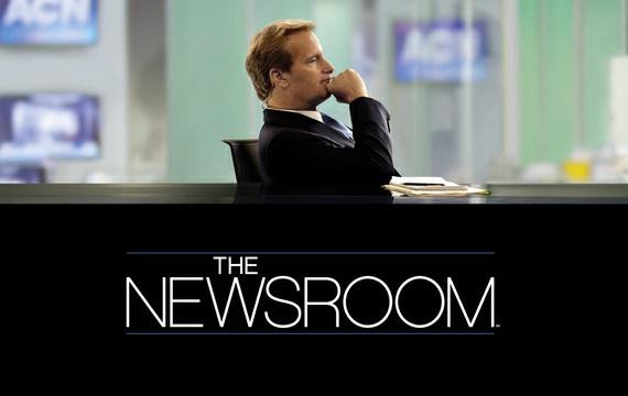 The Newsroom, Jeff Daniels, Aaron Sorkin, HBO