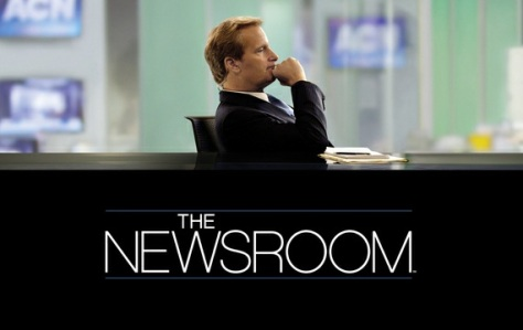 The Newsroom, Jeff Daniels, Aaron Sorkin, HBO