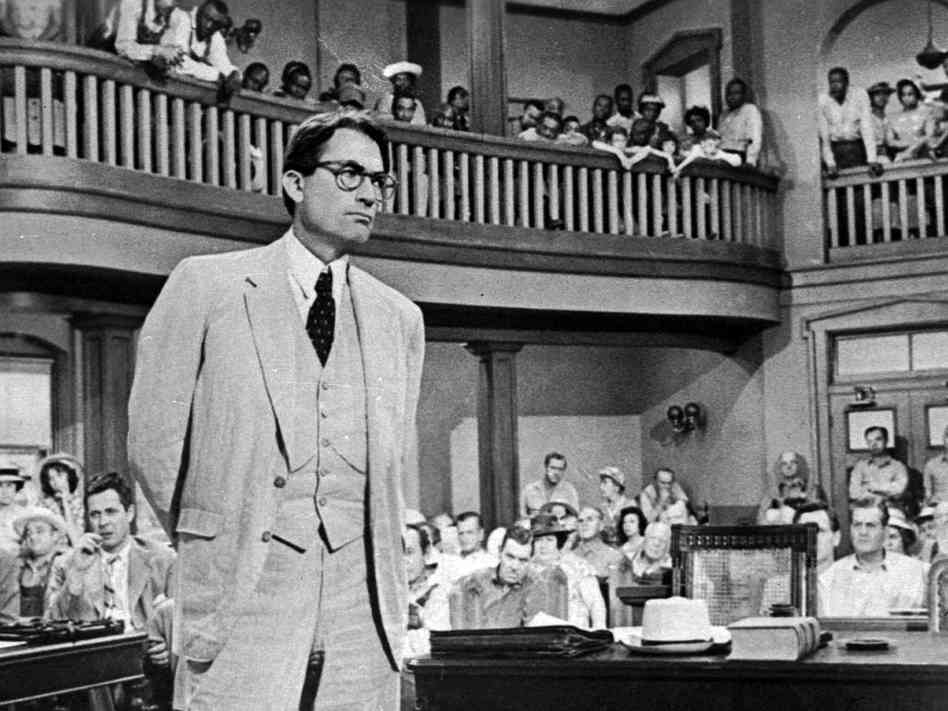 To Kill a Mockingbird, Gregory Peck, Atticus Finch, Harper Lee