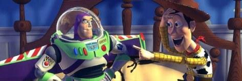 Buzz Lightyear, Woody, Toy Story