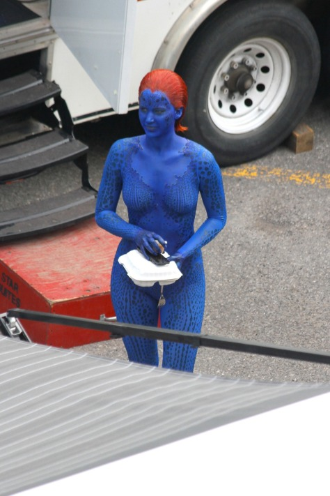 X-Men Days of Future Past, Jennifer Lawrence, Mystique, X-Men