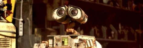 WALL-E, Pixar, Disney