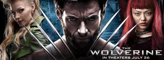 The Wolverine: Banner and International Poster