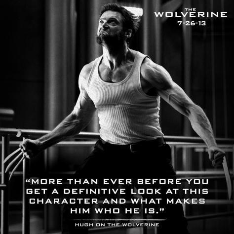 The Wolverine, Logan, Wolverine, Hugh Jackman, James Mangold