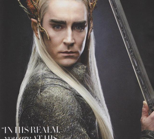 Thranduil, The Hobbit, The Hobbit The Desolation of Smaug, Lee Pace, Elf