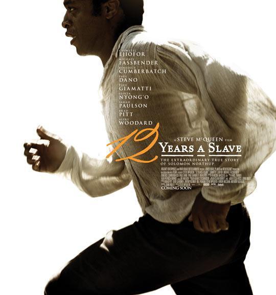 12 Years as a Slave, Brad Pitt