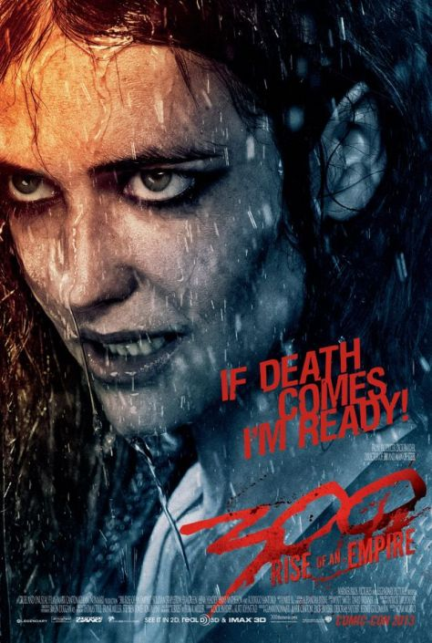 300, 300 Rise of an Empire, Eva Green