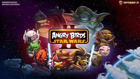 Angry Birds, Angry Birds Star Wars II