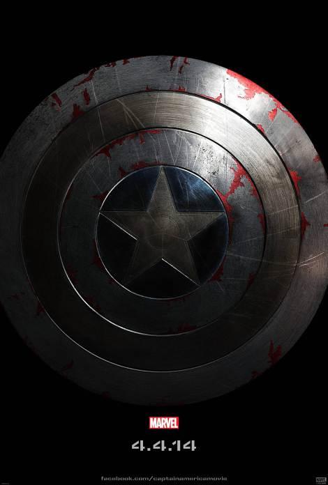 Captain America, Captain America The Winter Soldier, Marvel