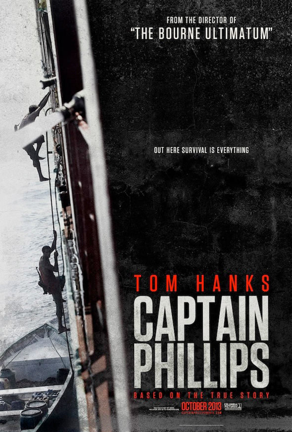 Captain Phillips, Tom Hanks, Paul Greengrass