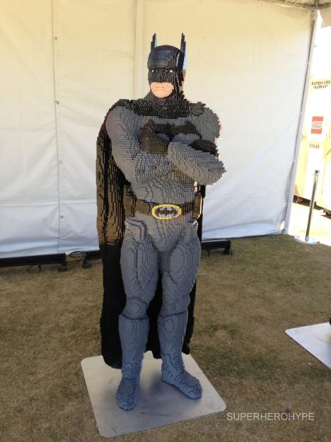 LEGO, Batman, Comic Con