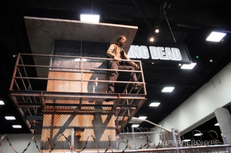Walking Dead, Comic Con