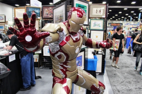 Iron Man 3, Comic Con, Iron Man