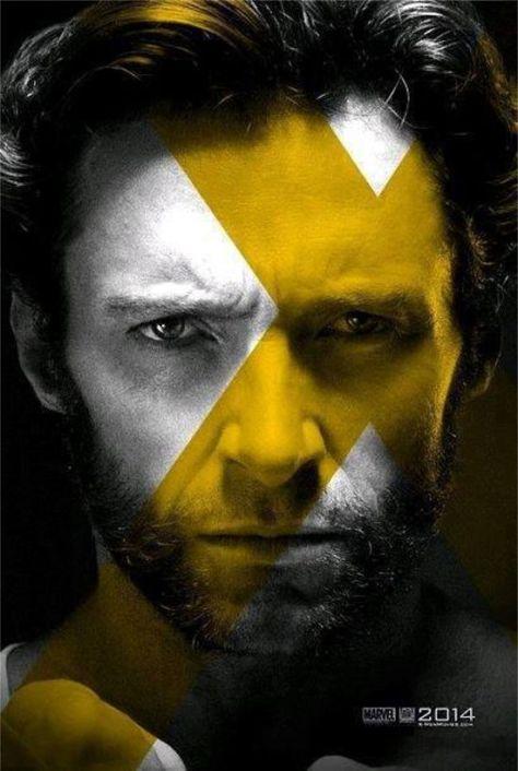 X-Men Days of Future Past, X-Men, Wolverine, Logan, Hugh Jackman