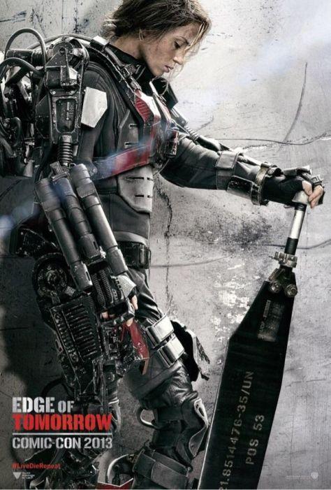 Emily Blunt, Edge of Tomorrow