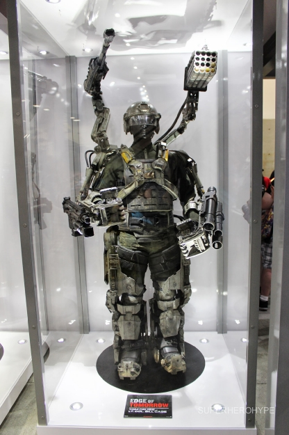 Edge of Tomorrow, Comic Con