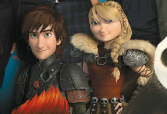 How to Train Your Dragon 2, Hiccup