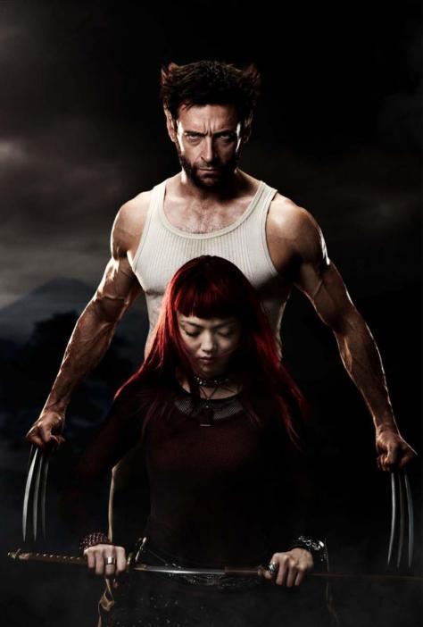 The Wolverine, Yukio, Wolverine, Hugh Jackman