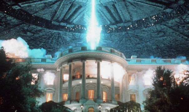 Independence Day, White House Explosion